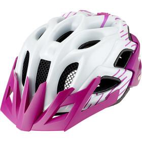 KED Status Jr. Helmet Kinder pearl violet matt
